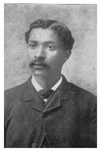 Lewisburg's school for African Americans operated as Lewisburg Colored Junior High and Grade School before renaming the establishment after Professor Edward A. Bolling who is pictured here.
