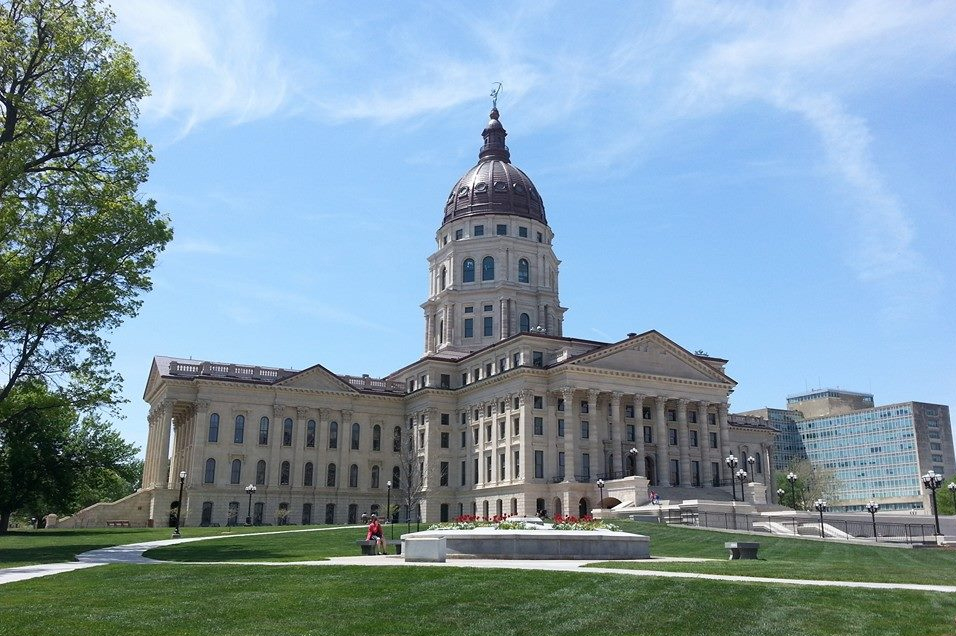 The Kansas State Capitol
