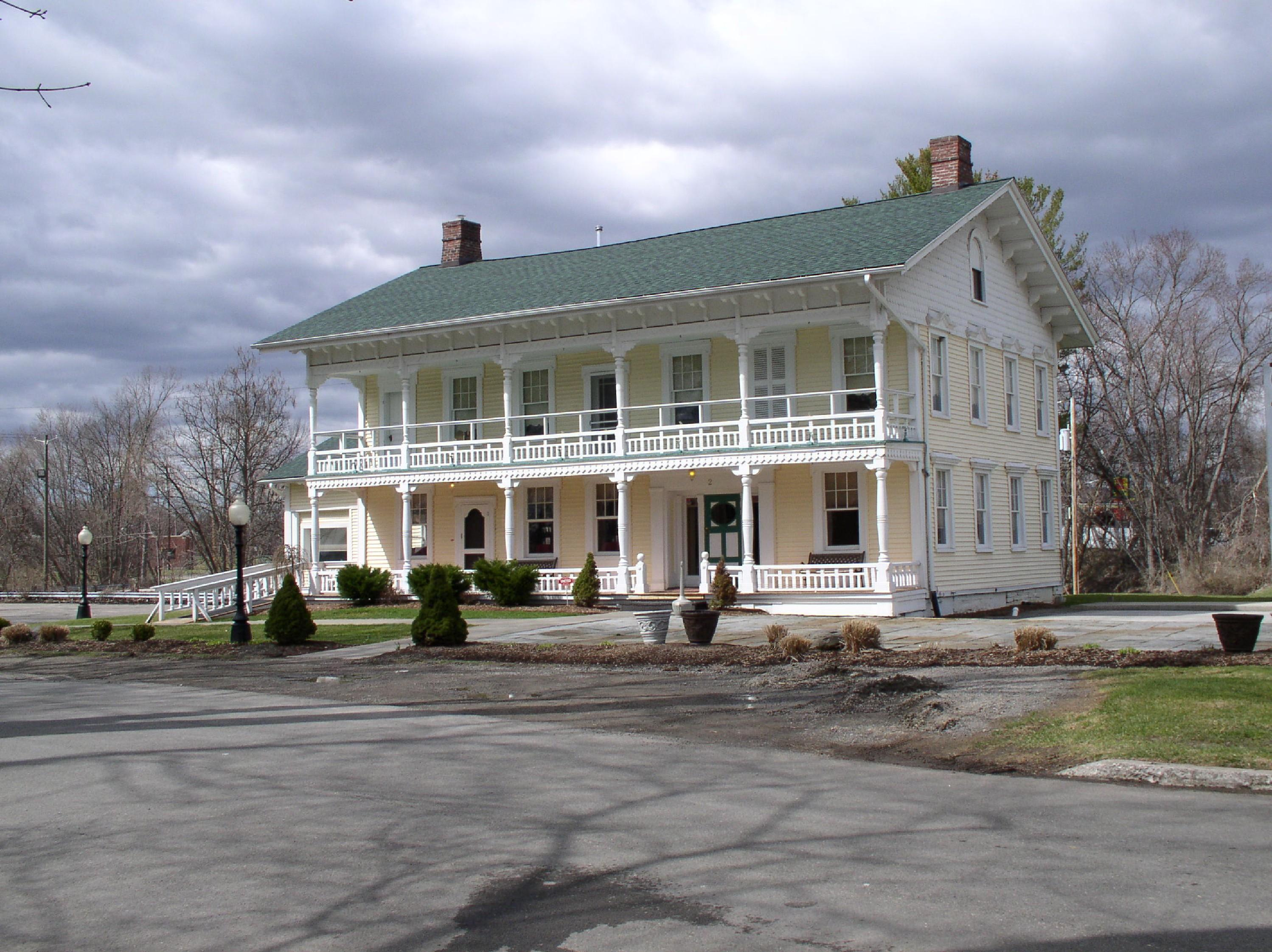 Current Drovers Inn
