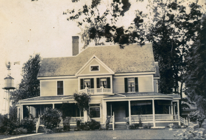 Rounds House about 1905