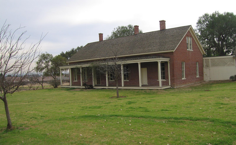 The Jensen Ranch House
