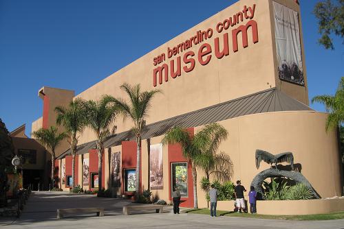 The San Bernardino County Museum
