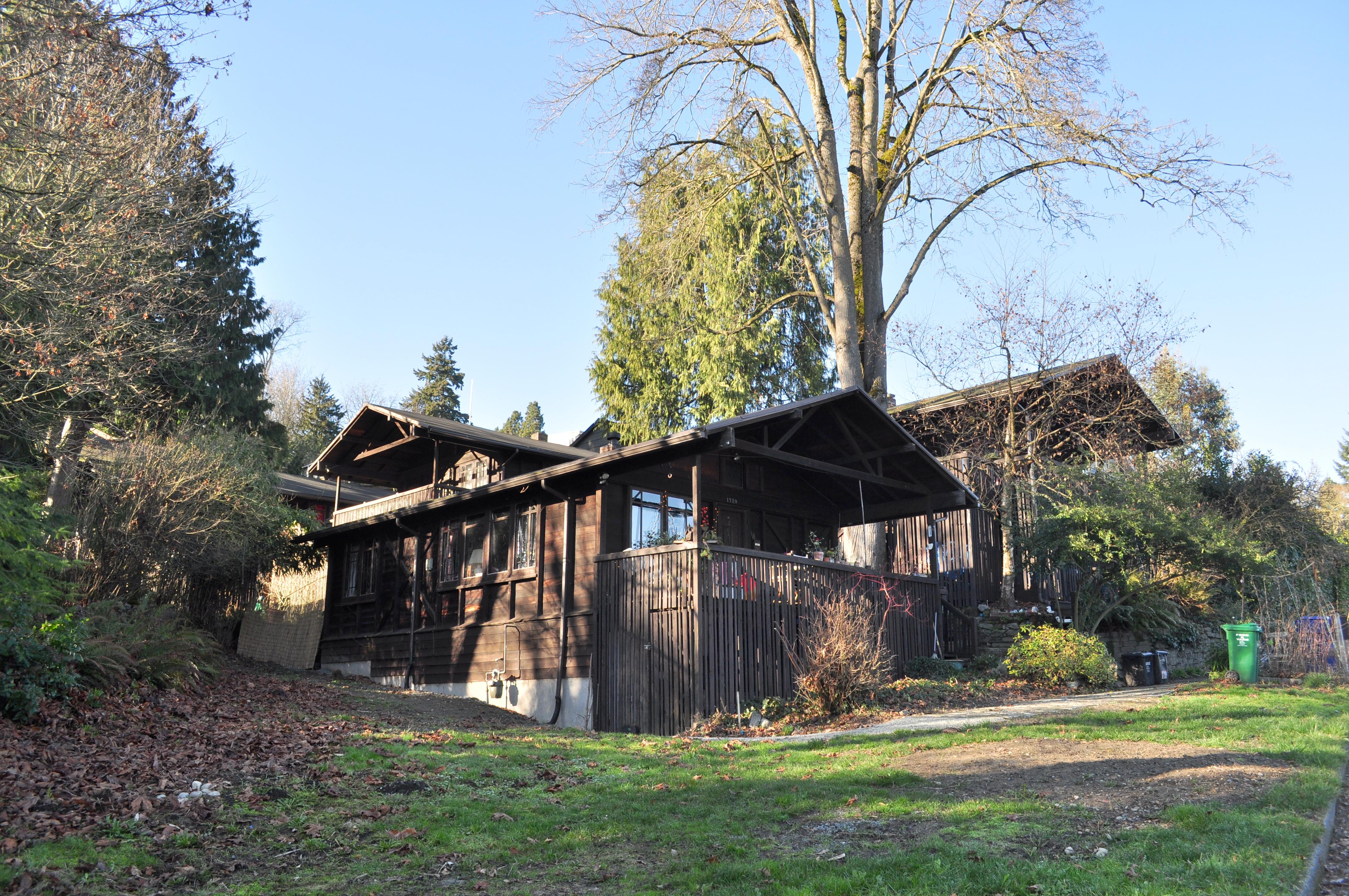 Ellsworth Storey Historic Cottage in modern day