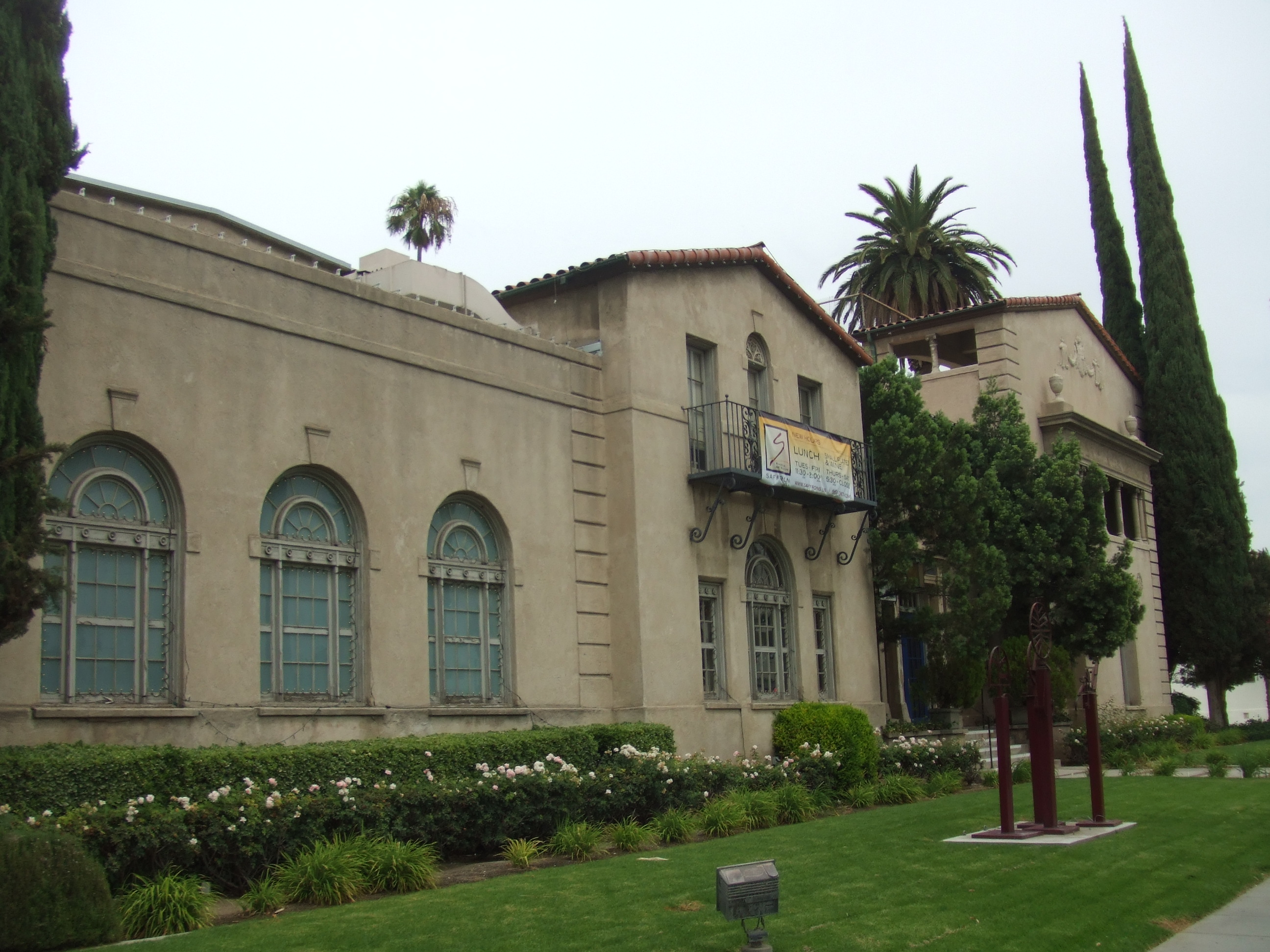 The Riverside Art Museum