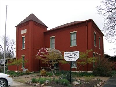 Faulkner County Museum