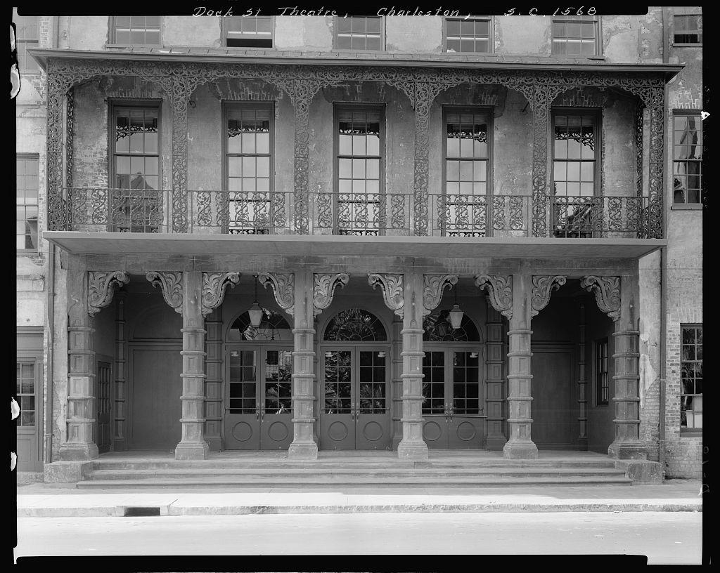 Historical Photo, Planters Hotel
