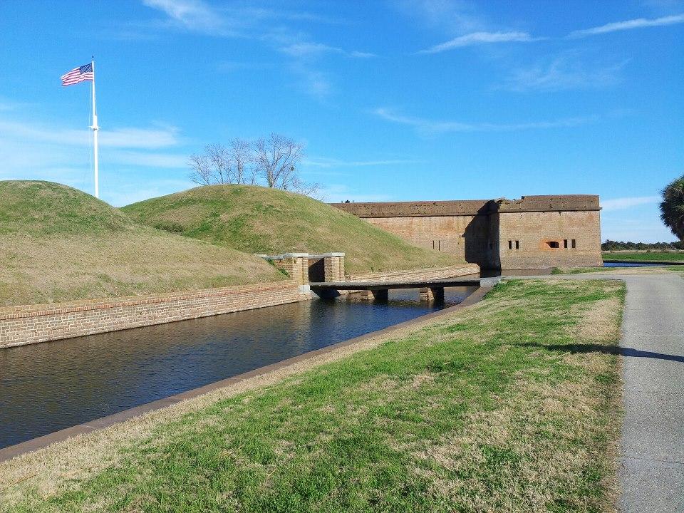 Fort Pulaski  Photo Courtesy of Laura Maple
