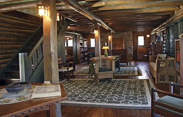 Inside the Stickley Museum