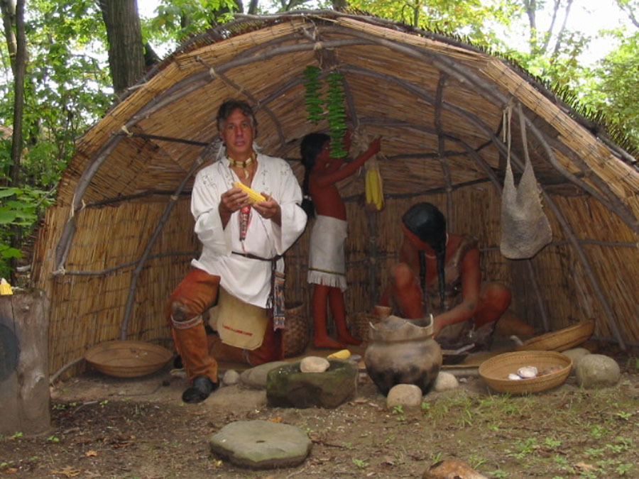 Celebrating Lenape-Delaware Indian Heritage at the Museum