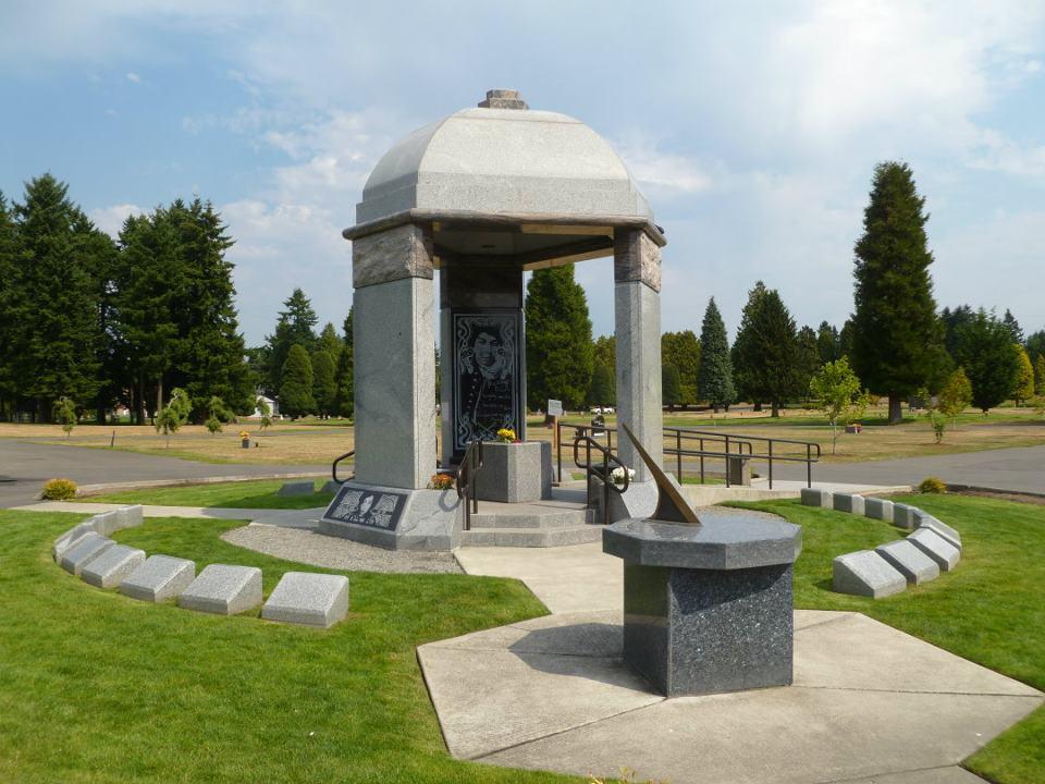 Jimi Hendrix Memorial Site