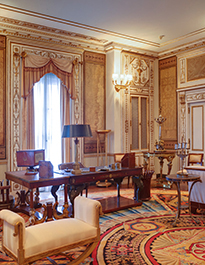 Example of the Art Collections Within the House