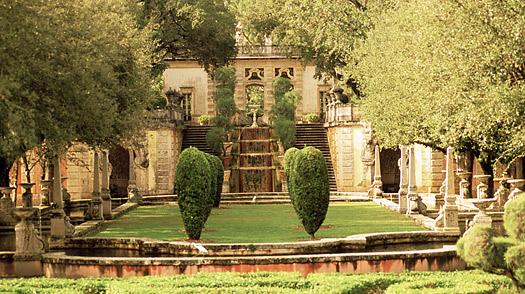 Vizcaya European-style Gardens