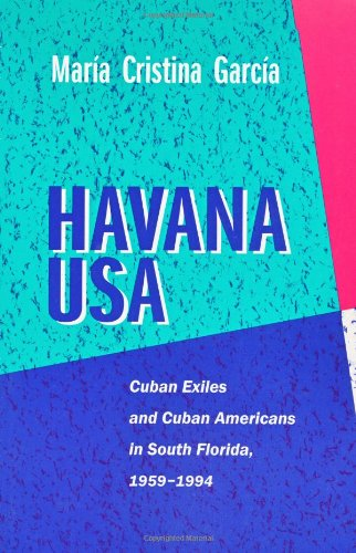 To learn more about the larger history of Cuban exiles and migration between the island and Florida, please click the link below to learn about María Cristina García's book, Havana USA: Cuban Exiles and Cuban Americans in South Florida, 1959-1994.