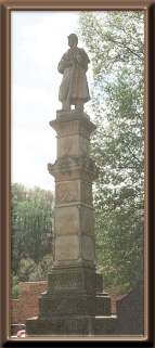 The Union Monument located in Vanceburg, KY
