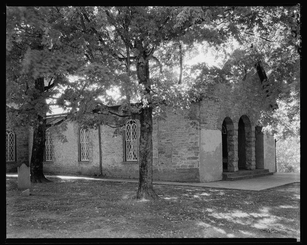 Timber Ridge Presbyterian Church, between 1930-39