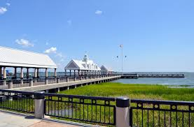 Waterfront Park Pier