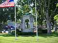Civil War Confederate Monument in Russellville, KY