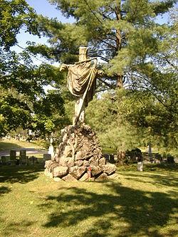 The Ladies' Confederate Memorial.
