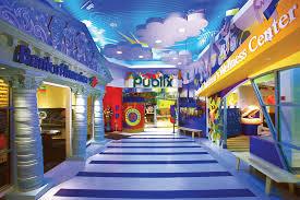 Interior of Miami Children's Museum