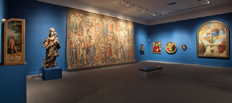 Examples of the Artwork Featured at the Museum