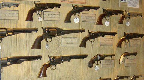 Handguns of Civil War