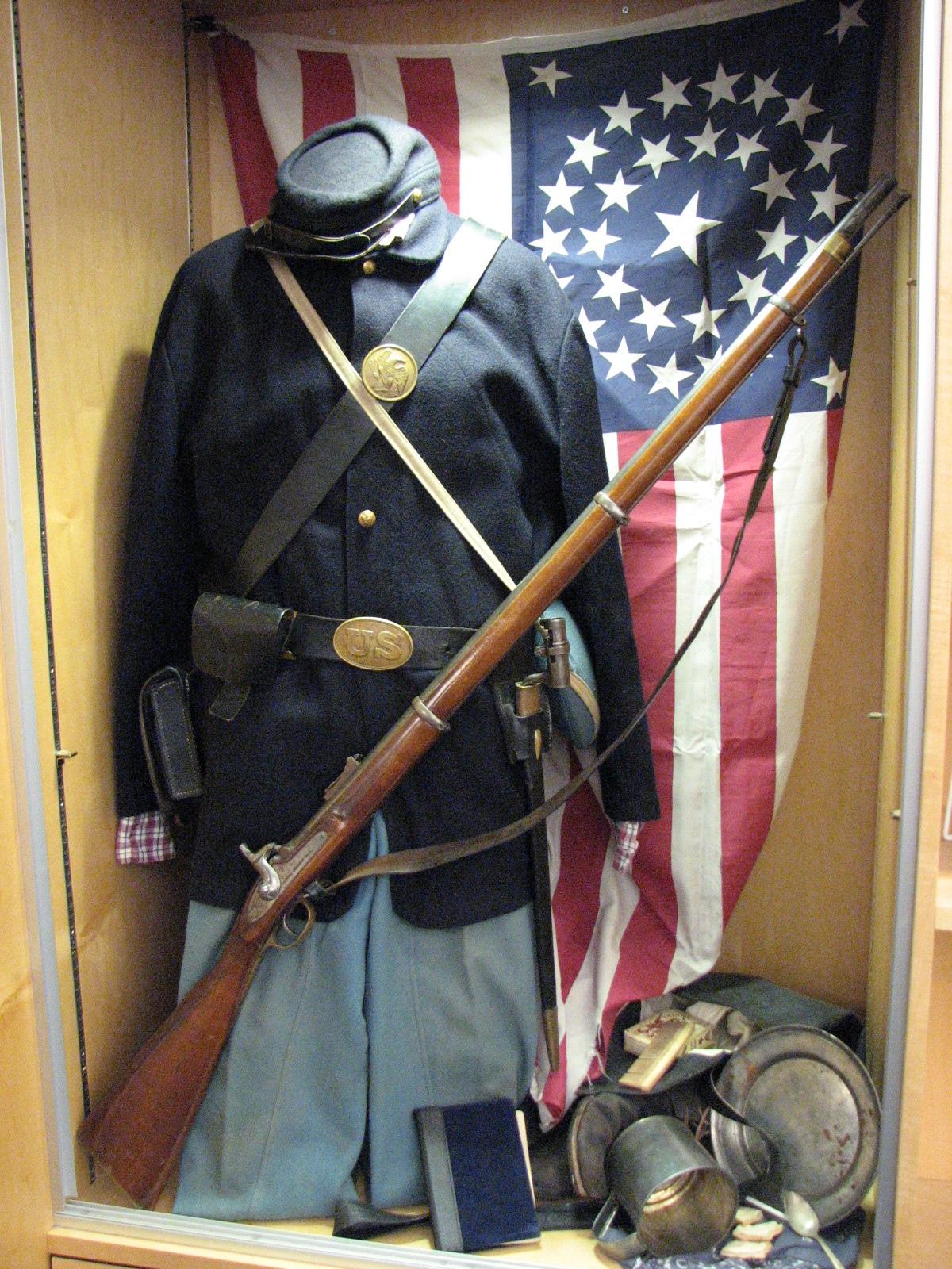 Union Civil War uniform