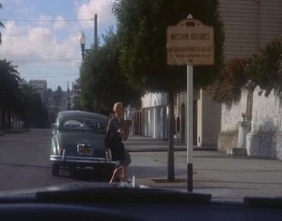 Another scene from VERTIGO (Kim Novak)