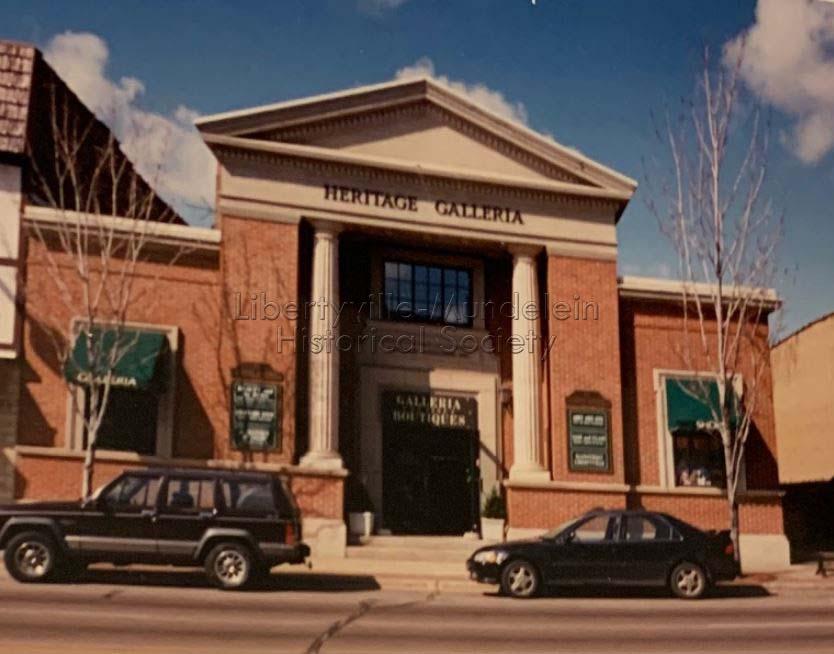Heritage Galleria, 1994