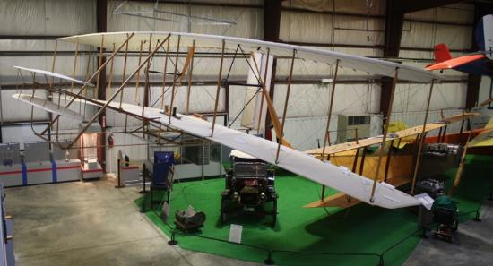 Wright Brother's gliders