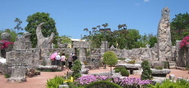 A Wider Look at Coral Castle