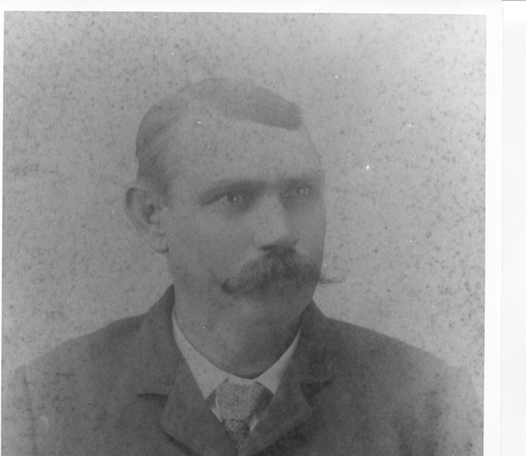 Edward Scull in 1891