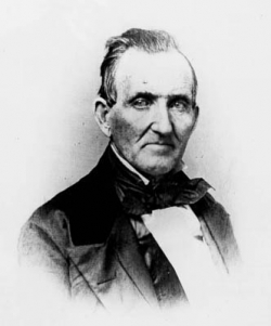 Photograph of James Robinson (1790-1857)