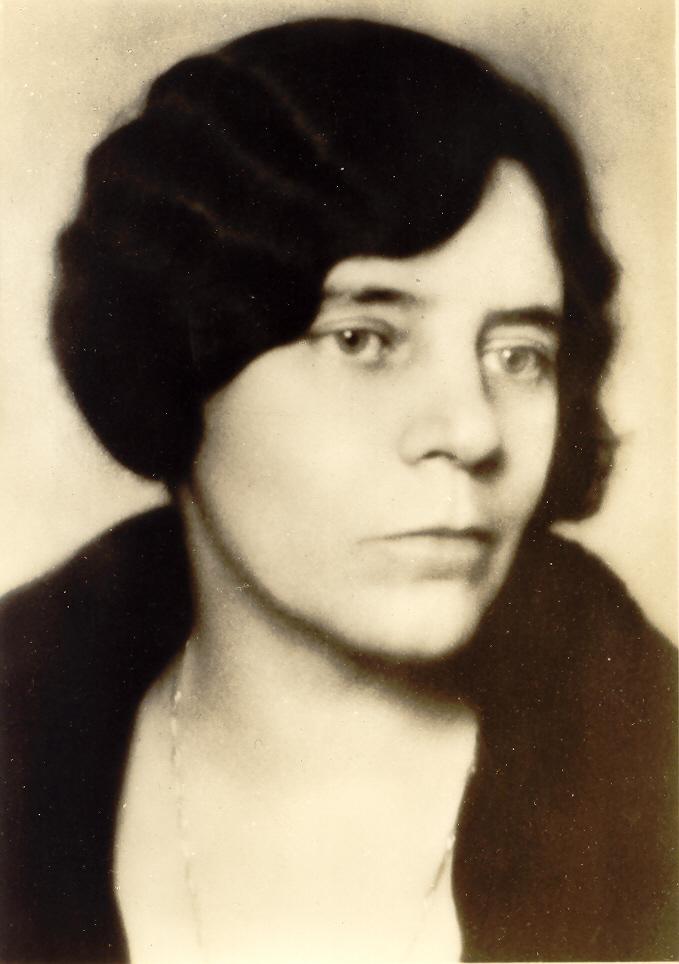 Alice Paul, c. 1930s.