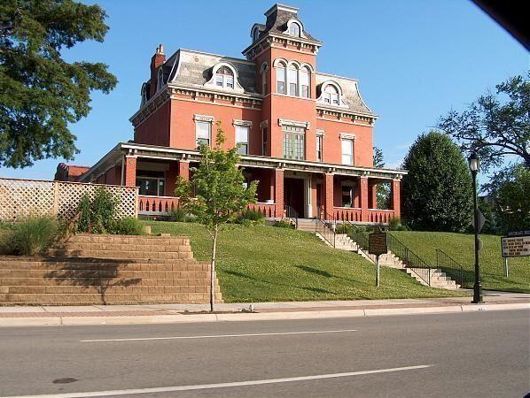The Thompson House