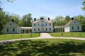Blennerhassett Island is a small island in the middle of the Ohio River close to Parkersburg, WV.