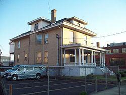 Samuel Starks House in 2008