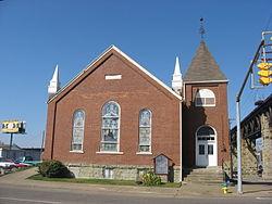Henry Logan church today