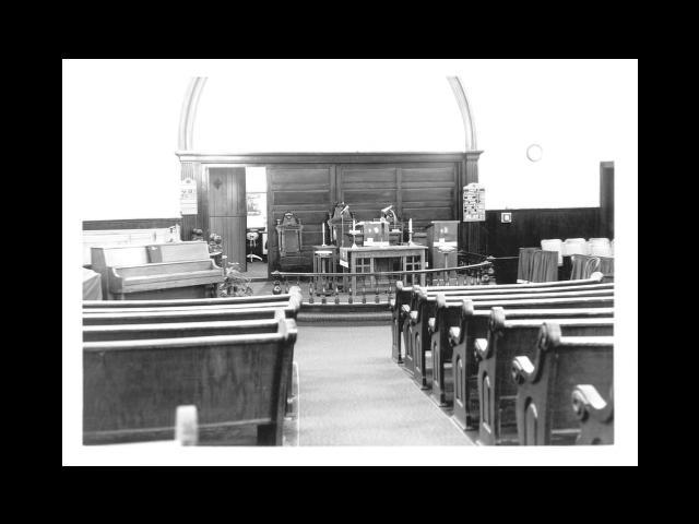 Interior of KEAS Tabernacle