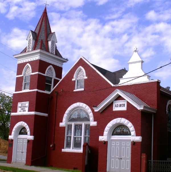 KEAS Tabernacle today