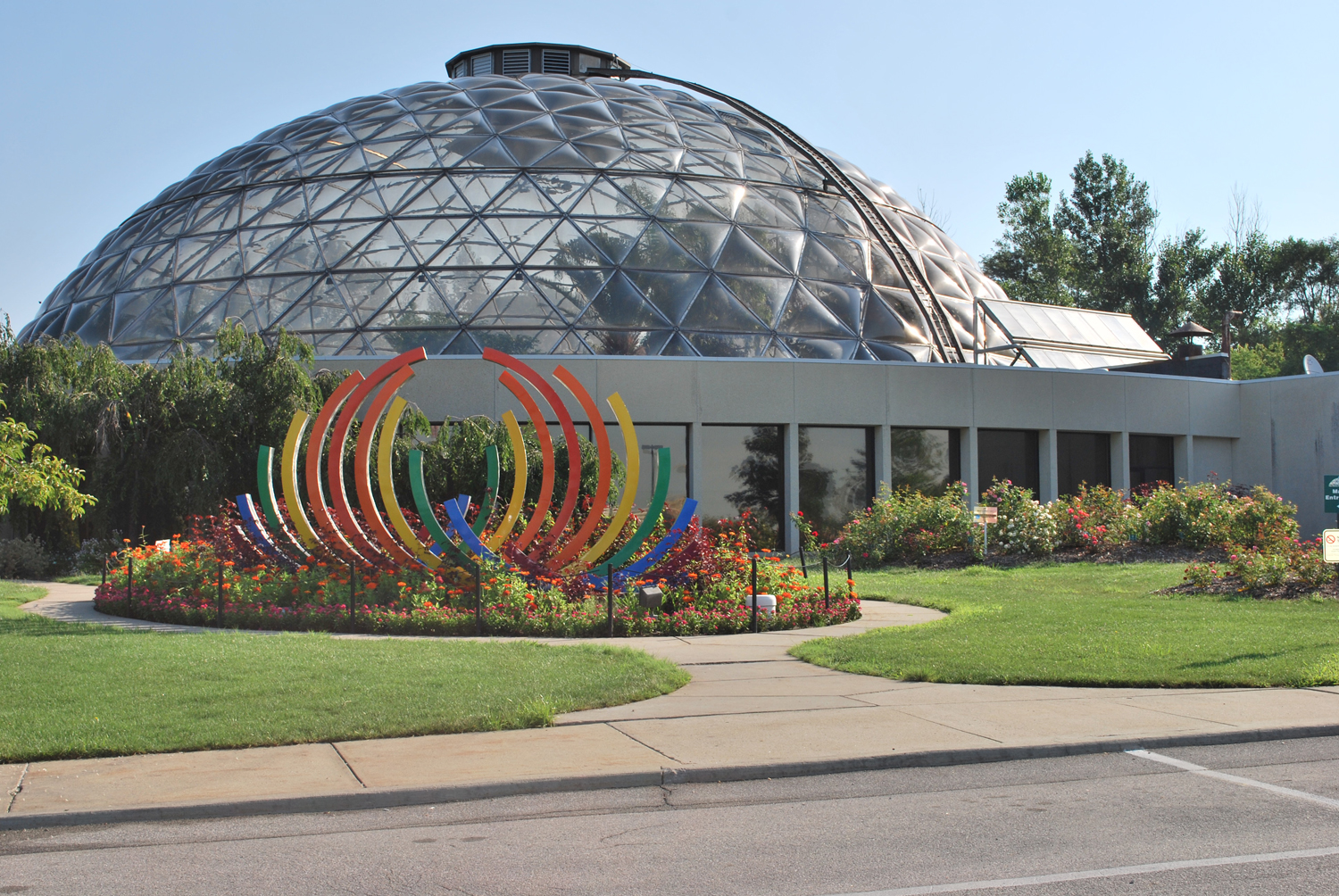The Greater Des Moines Botanical Garden was built in 1979 but its history dates back 1929.