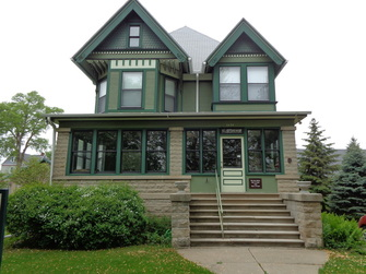 Grinnell Historical Museum purchased the home, becoming only its third owner. After the McMury's died without children, they left the home to their housekeeper.
