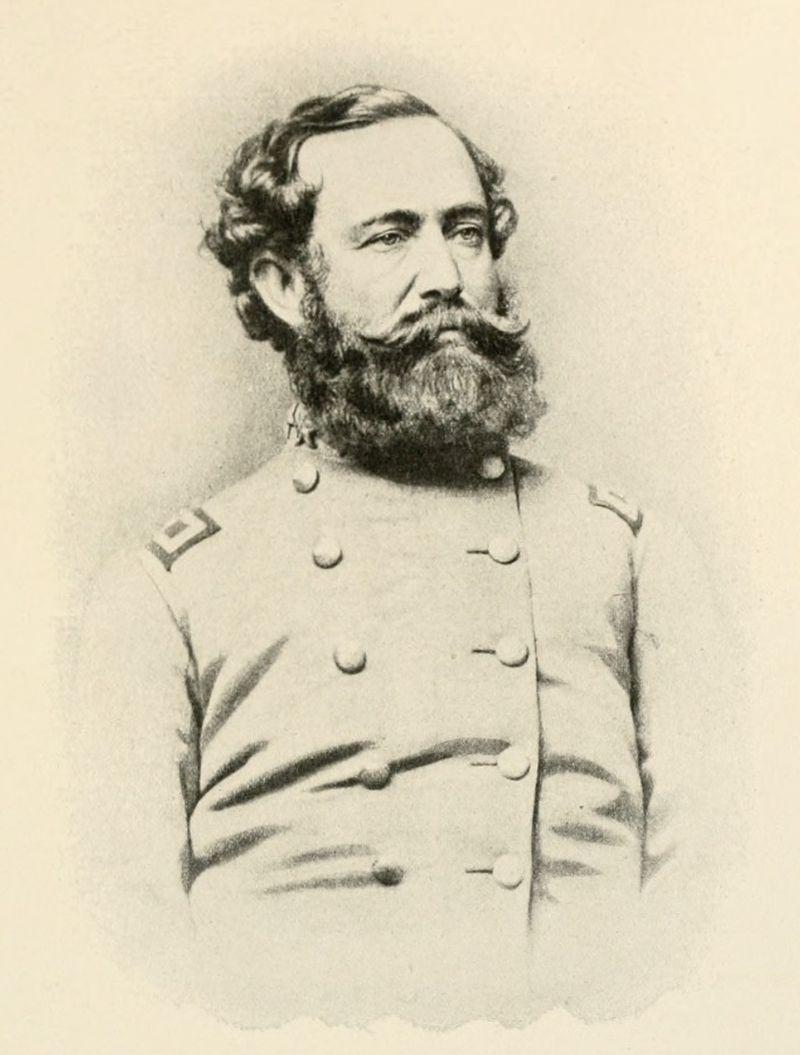 CSA Cavalry General Wade Hampton