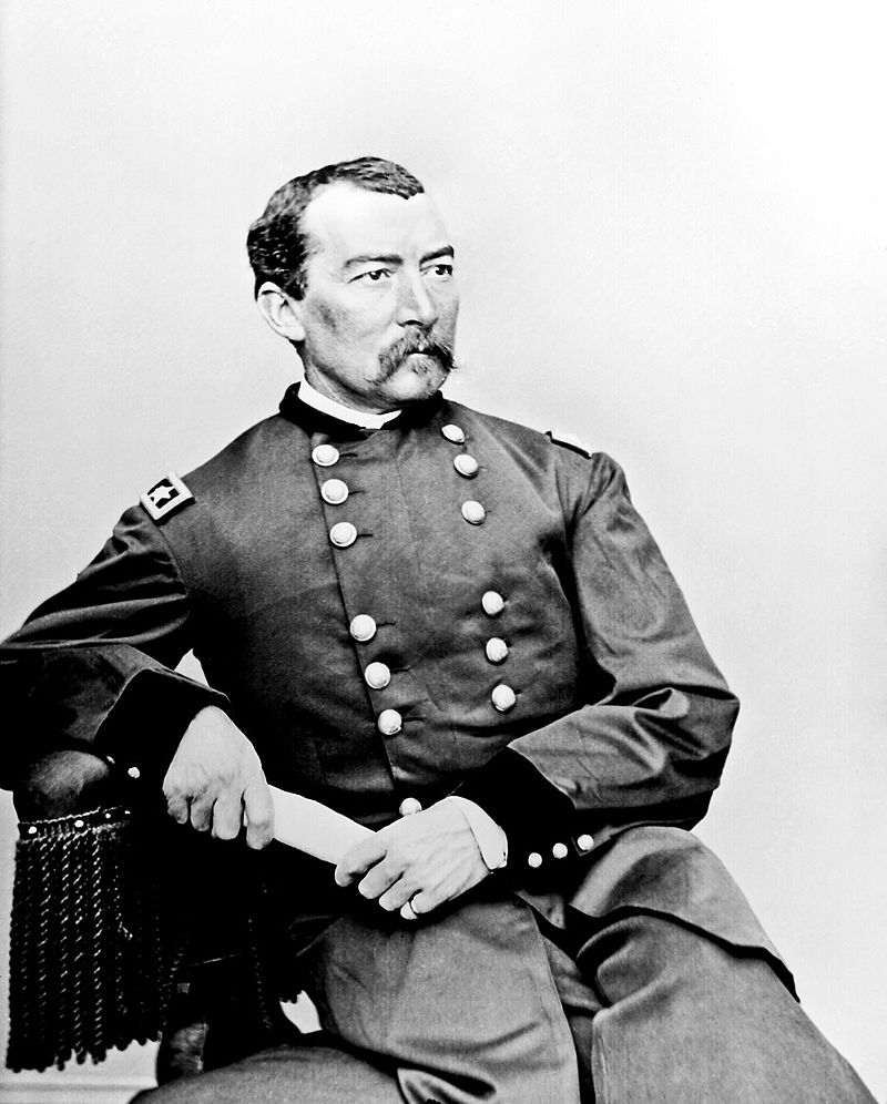 Union Cavalry General Phil Sheridan