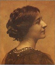 Sculptor Evelyn Beatrice Longman
