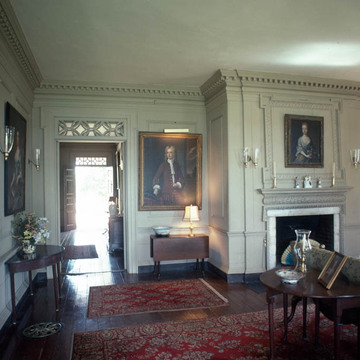Interior of the plantation
