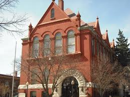 Photo of the Watkins Building from the museum website