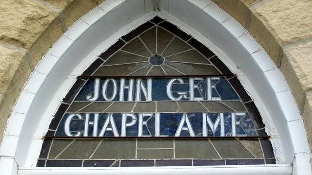 """John Gee Chapel AME"""