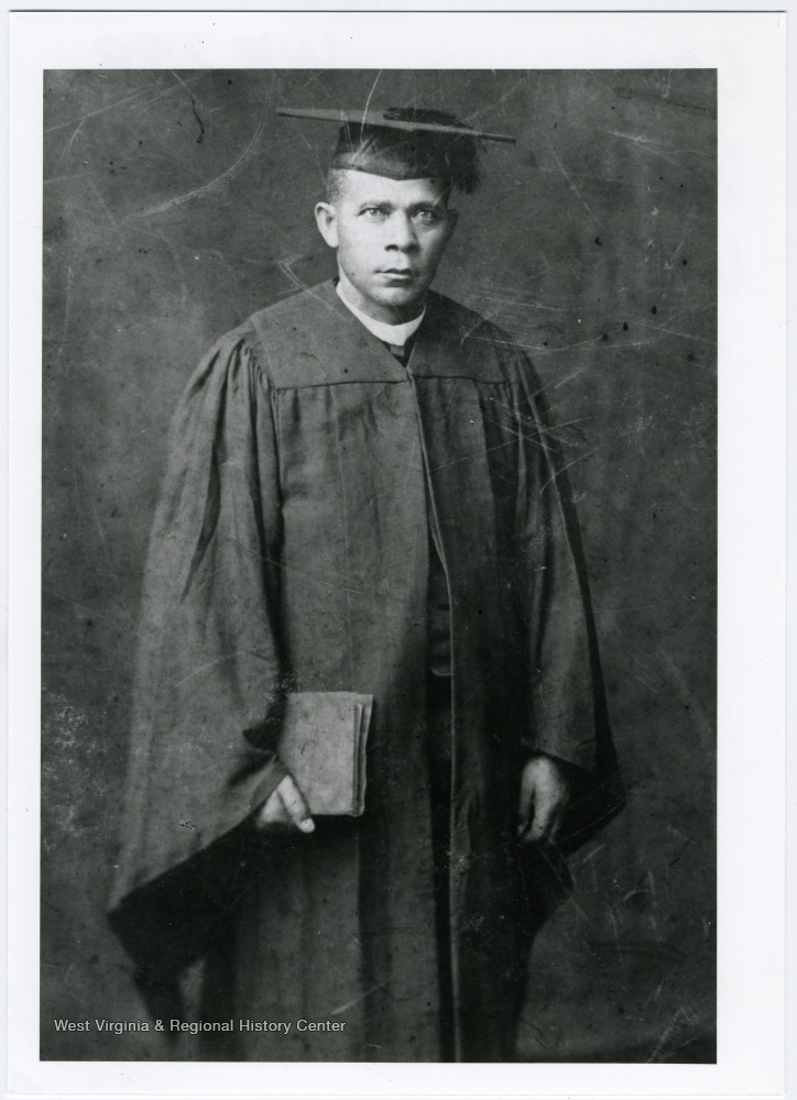 Washington in Graduate Gown