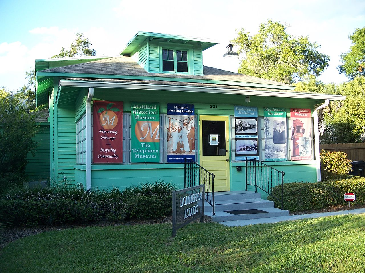 The Maitland Historical Society Museum