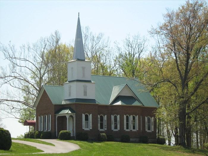 New Providence Presbyterian church